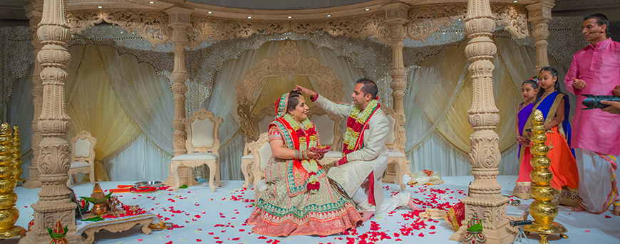 The Seven Steps to a Hindu Wedding