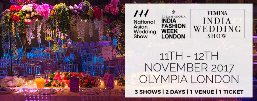 Visiting The National Asian Wedding Show